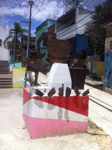 Escultura-morro-da-providencia-rio-de-janeiro